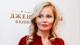 Дана Борисова явилась всуд поиску Анастасии Волочковой— видео