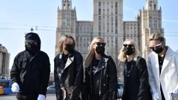 «Масочный режим» вМоскве отменят с13июля