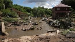 Рузское наводнение: Как маленькая речка превратилась вцунами?