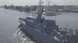 Летчики морской авиации начали подготовку кВоенно-морскому параду вПетербурге