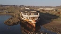 Корабли-призраки: вКрыму намерены «оживить» суда свековой историей— видео