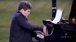 Мацуев исполнил фортепианный концерт Шостаковича насцене Мариинского театра