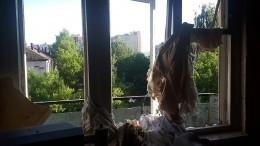 Хлопок газа обрушил перекрытия вдоме вКировской области— видео