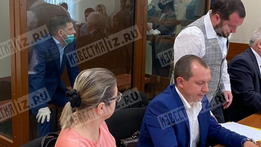 Участники процесса поделу Сергея Фургала находятся под госзащитой