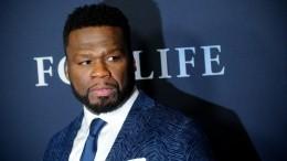 Знаменитый рэпер 50 Cent устроил погром вресторане