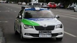 Отечественный беспилотный автомобиль испытали вцентре Петербурга— видео