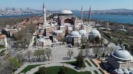 Собор Святой Софии вТурции снова стал мечетью