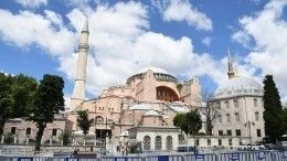 Эксперт: Новый статус Собора Святой Софии— часть политической кампании Эрдогана