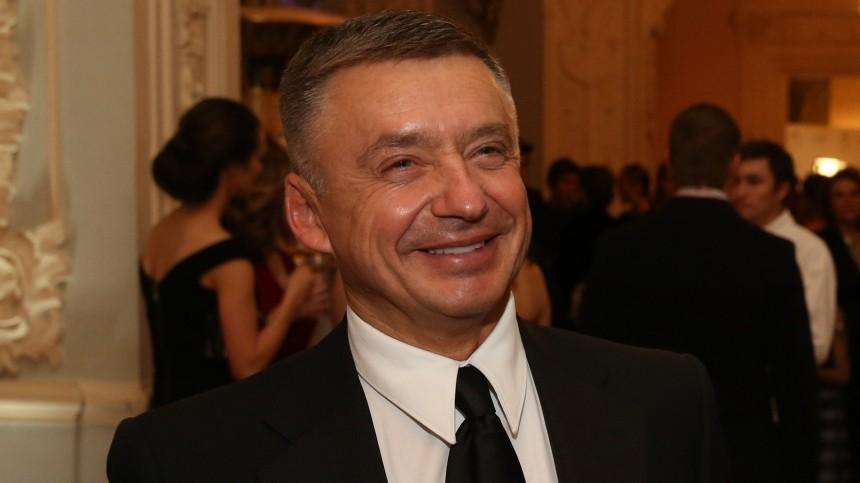 Все женщины Антона Табакова. Актер иресторатор празднует 60-летний юбилей