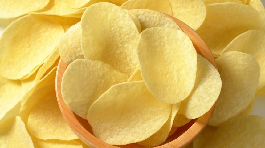 Как часто можно есть чипсы без вреда для здоровья? Отвечает диетолог