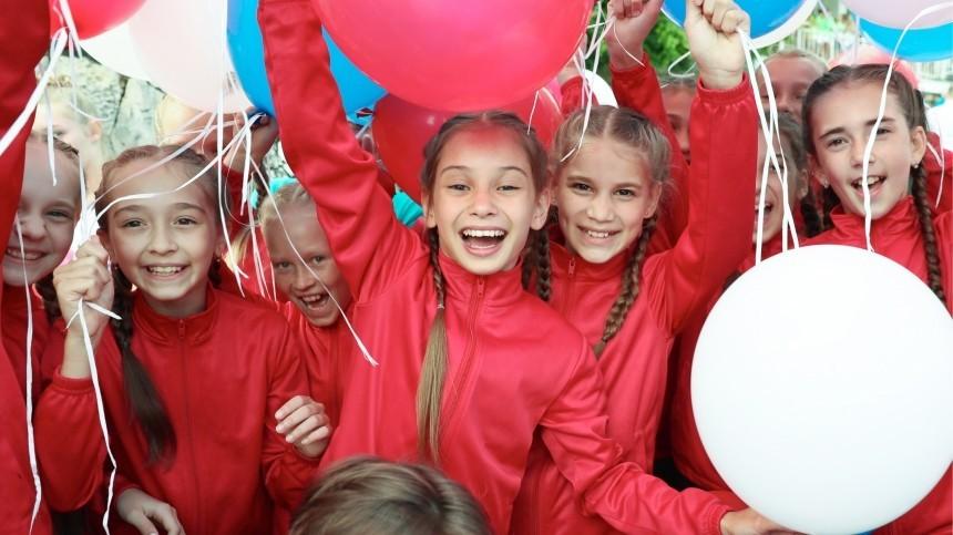 Путин поздравил Всероссийский детский центр «Орленок» с60-летием