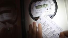 Россиян освободили отвсех расходов наэлектросчетчики иотихповерки