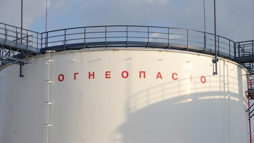 Пофакту нового разлива топлива под Норильском возбуждено уголовное дело