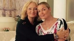 Помирились? Анастасия Волочкова провела выходные с«любимой» мамой