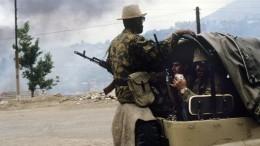 Азербайджан сообщил огибели своих военнослужащих вбоестолкновениях сАрменией