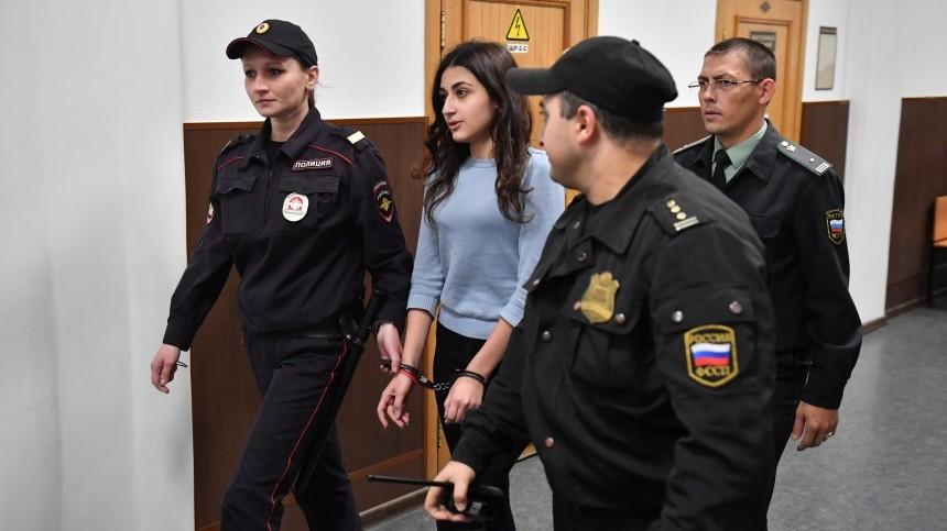 Генпрокуратура утвердила обвинительное заключение старшим сестрам Хачатурян