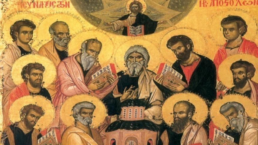 Собор 12 апостолов: что можно икатегорически нельзя делать 13июля?