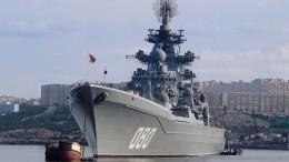 Обновленный российский крейсер «Адмирал Нахимов» может водиночку сдержать флот НАТО
