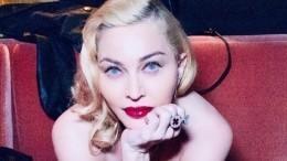 Мадонна поделилась видео «спонтанного» танца еечернокожего сына
