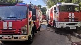 ВТуле при пожаре вжилом доме погибли три человека— видео
