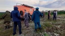 После разлива топлива вКрасноярском крае объявлен режим ЧС