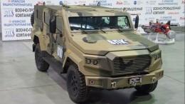 «Подобных бронеавтомобилей попросту нет»: ВПК представил новый броневик «Стрела»