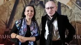 «Только саблей отмахиваюсь»— вдова актера Проскурина хочет сбежать вПетербург