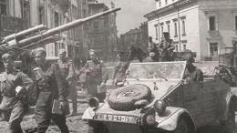 Как 76 лет назад советские войска освобождали Вильнюс отфашистских захватчиков
