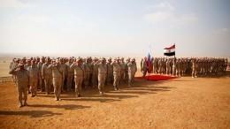 Египетским войскам разрешили участвовать вгражданской войне вЛивии