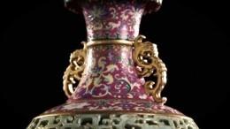 Видео: Пенсионерка разбогатела, продав купленную загроши вазу китайской династии Цин