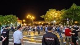 Как вКремле прокомментировали акции вподдержку Фургала вХабаровске?