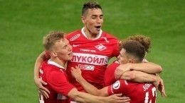 «Спартак» прервал пятиматчевую серию без побед, обыграв всухую «Ахмат»