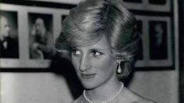 Принцессу Диану признали самой красивой королевской особой всех времен