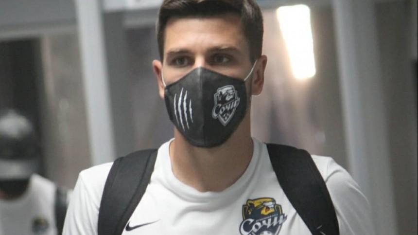Из-за вспышки COVID-19 «Сочи» отменил матч с«Тамбовом»