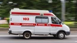 Четырехлетняя девочка выжила после падения свосьмого этажа