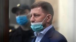 СКзаявил онеопровержимых доказательствах причастности Фургала корганизации убийств