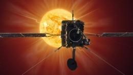 Завораживает: Первые кадры Солнца, сделанные нарасстоянии 77 миллионов километров