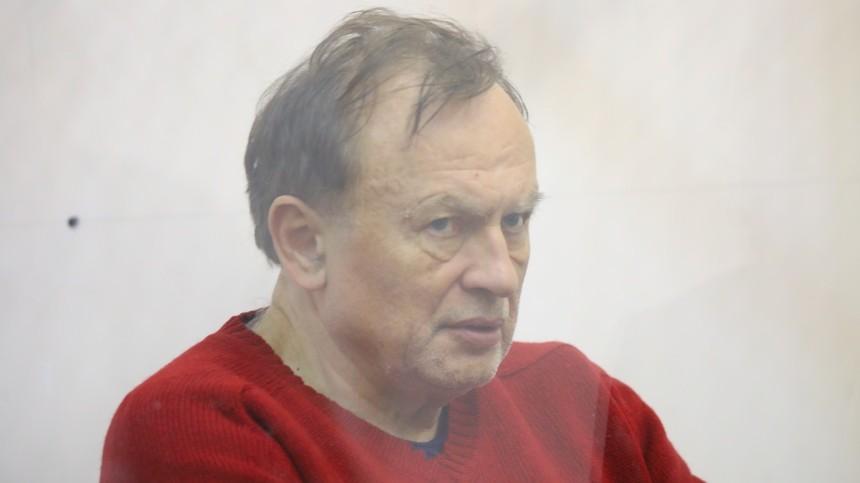 Обвиняемый вубийстве доцент Соколов раскрыл тему романа, который пишет вСИЗО