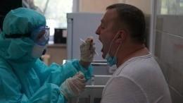 Жители столицы могут бесплатно сдать тест накоронавирус