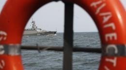 Дагестан примет парад ВМФ вКаспийском море. Видео последних приготовлений