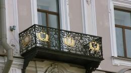 ВПетербурге начали штрафовать засамовольное остекление балконов илоджий