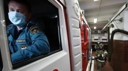 Взрыв газа произошел вчастном доме под Новосибирском