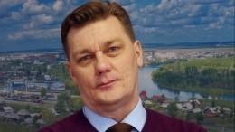 Задержанный пьяным зарулем мэр Саяногорска заявил, что его хотят опорочить