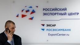 Кто помогает российскому экспорту выдержать финансовую оборону