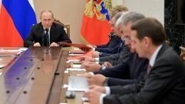 Путин обсудил сСовбезом ситуацию награнице Армении иАзербайджана