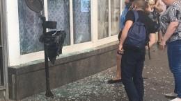 ВКиеве произошел взрыв уметро «Шулявская»— фото
