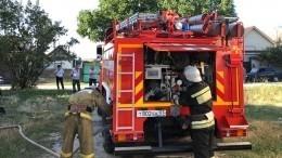 Видео последствий взрыва газа вжилом доме вКабардино-Балкарии