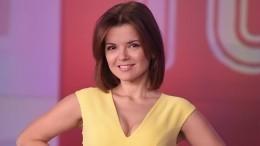 Украинская телеведущая объяснила, из-за чего потеряла зуб впрямом эфире