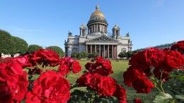 Исаакиевский собор вПетербурге снова открыли для туристов— видео