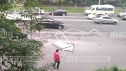 Мэрия Москвы озвучила предварительную причину ДТП спассажирским автобусом